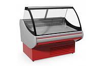 Витрина холодильная JUKA SGL 130 комбинированная, Выкладка 740 мм