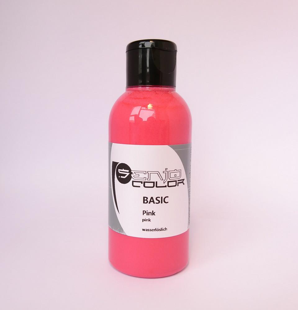 Аквагрим  розовий Senjo-Color  75 мл