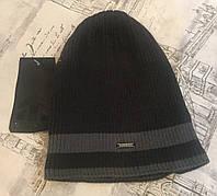 Мужская шапка на флисе Ellan