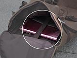Рюкзак-сумка Youmian 45*28*28 коричневий, фото 4