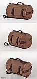 Рюкзак-сумка Youmian 45*28*28 коричневий, фото 2