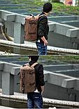 Рюкзак-сумка Youmian 45*28*28 коричневий, фото 9
