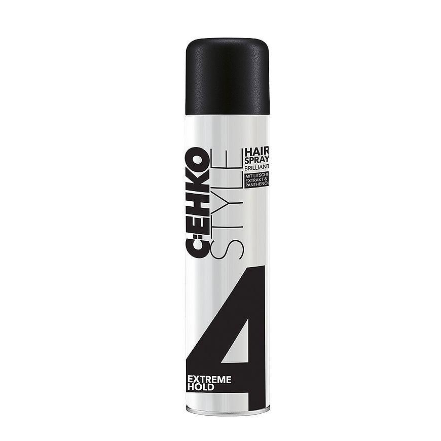"""Лак для волос C:EHKO """"Бриллиант"""" c экстрактом личи, суперсильная фиксация 400мл"""
