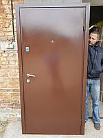 Квартирные входные двери Х01М