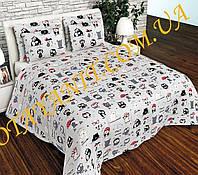 Подростковый комплект постельного белья №дс29