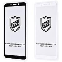 Защитное стекло Full Glue HQ Meizu M8 Lite (2 цвета)