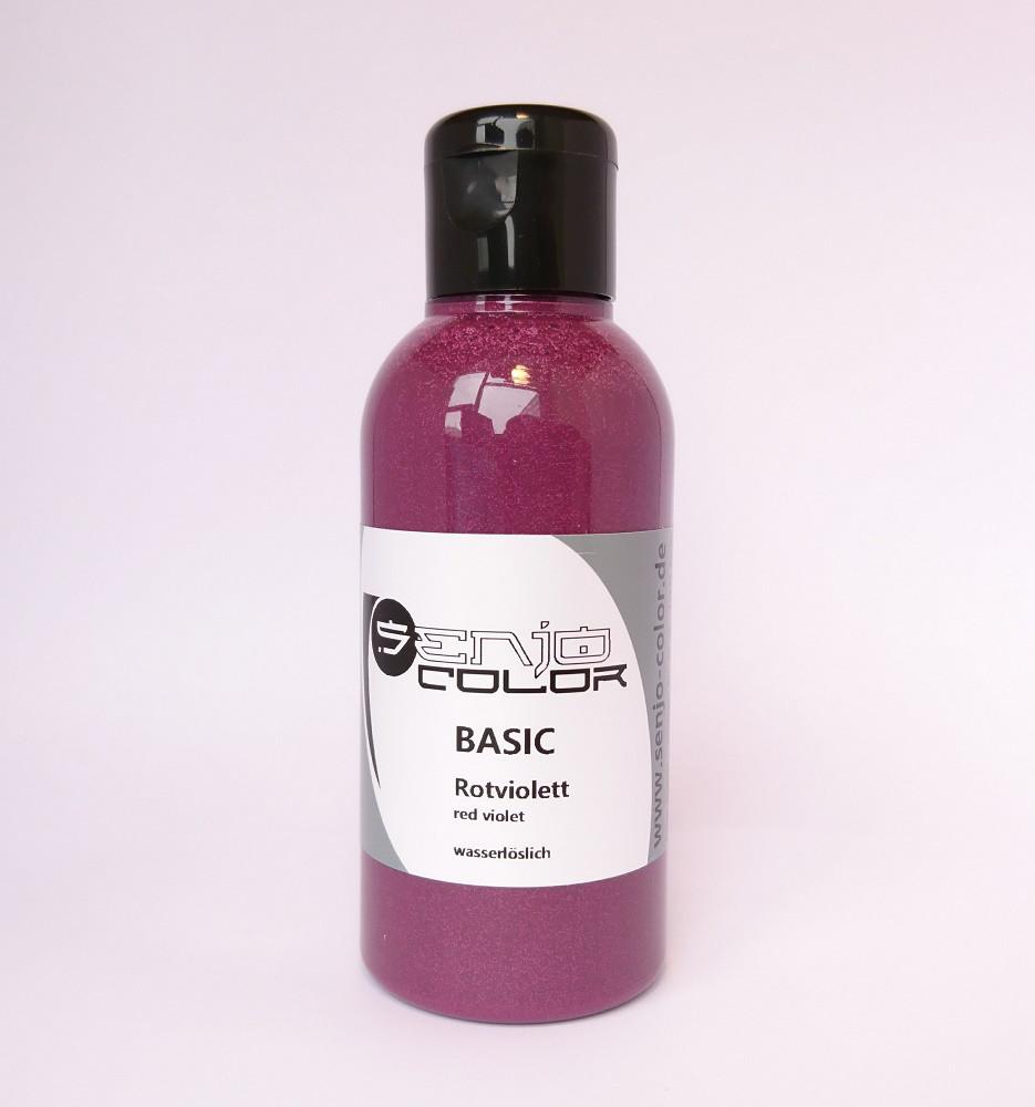 Аквагрим  фиолетово-красный  Senjo-Color  75 мл