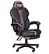 Геймерское кресло VR Racer Edge Napa черный/серый, TM AMF, фото 4