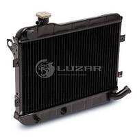 Радиатор охлаждения Лузар ВАЗ 2101 медный