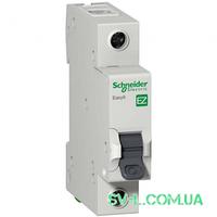 Автоматический выключатель 6A 4,5kA 1 полюс тип С EZ9F34106 Easy9 Schneider Electric