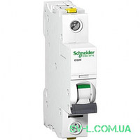 Автоматический выключатель 6A 6kA 1 полюс тип C A9F79106 Acti9 iC60N Schneider Electric
