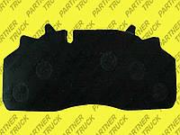 Колодки тормозные 29126 TRW (SAF,SMB,DAF LF55 )