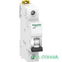 Автоматический выключатель 4A 6kA 1 полюс тип C A9K24104 Acti9 iK60 Schneider Electric