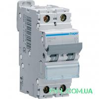 Автоматический выключатель 40A 20kA 2 полюса тип C NRN240 Hager