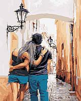 Художественный творческий набор, картина по номерам Прогулка (Richard Macneil), 40x50 см, «Art Story» (AS0429), фото 1