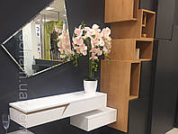Орхидея «Нежно розовая» , декор для мебели, декор для дома и офиса