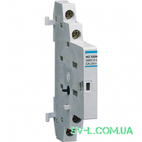 Дополнительный контакт для автомата защиты двигателя MZ520N 250V 2А 1НО+1НЗ 0,5м Hager
