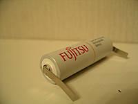 Аккумулятор Fujitsu (Eneloop)AA 2000mAh U-tags выводы под пайку
