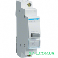 Кнопка управления 1НО 16A 230V SVN312 Hager