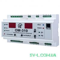 Реле ограничения мощности ОМ-310 Новатек