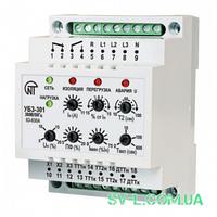 Реле защиты электродвигателей 63-630A УБЗ-301 Новатек