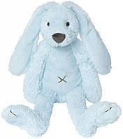 Happy Horse - мягкая игрушка Крольчонок Риччи - 58 см, цвет blue