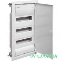 Щит распределительный VU36UA вмонтированный IP30 36 мод. (3x12) Volta Hager