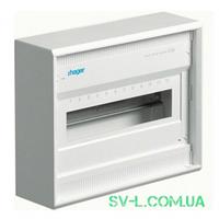 Щит распределительный VA12CN накладной IP30 12 мод. (1x12) Volta Hager