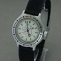 Восток Амфибия Апатиты механические часы СССР , фото 1