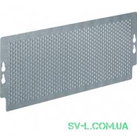 Пластина монтажная VZ00LB перфорированная с винтами 95х265мм VOLTA Hager