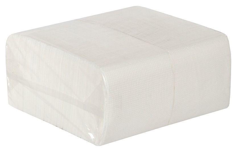 Бумажные салфетки 28×28 см 100% целлюлоза. В упаковке 300 штук (Green ix)