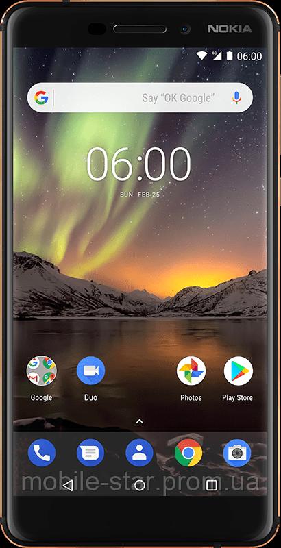 Nokia 6.1 DS Black