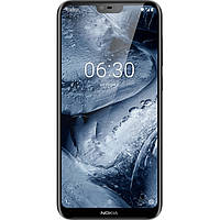 Nokia 6.1 Plus 4/64Gb DS Black