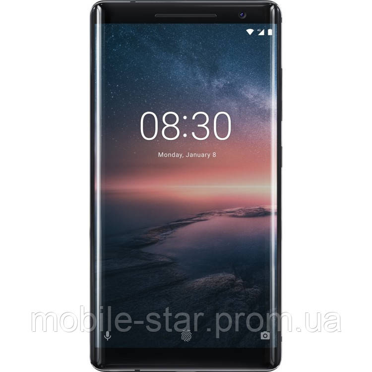 Nokia 8 SS SIROCCO Black