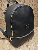 (32*27)Женский рюкзак искусств кожа love moschino качество городской стильный Популярный только опт, фото 1