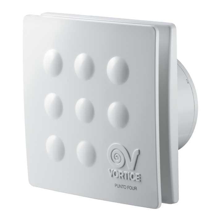Вытяжной вентилятор Vortice Punto Four MFO 100/4 T