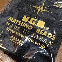 Бісер японська рубка Matsuno 748-MA, розмір 11/0 (упаковка 100грам)
