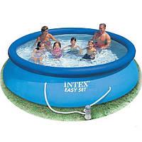 Бассейн семейный Intex Easy Set 56422 с фильтр-насосом