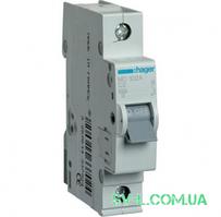 Автоматический выключатель 2A 6кА 1 полюс тип C MC102A Hager