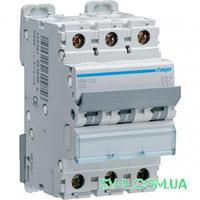 Автоматический выключатель 32A 20kA 3 полюса тип C NRN332 Hager