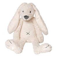 Happy Horse - мягкая игрушка Крольчонок Риччи - 58 см, цвет ivory