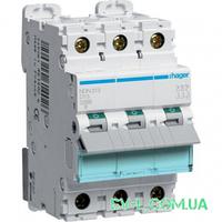 Автоматический выключатель 13A 10kA 3 полюса тип D NDN313 Hager