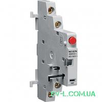 Дополнительный сигнальный контакт для автомата защиты двигателя MZ527N 230V/3,5А 400V/2А 2НЗ 0,5м Hager