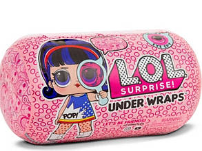 Кукла Lol Surprise Under Wraps Eye Spy  реплика, фото 2