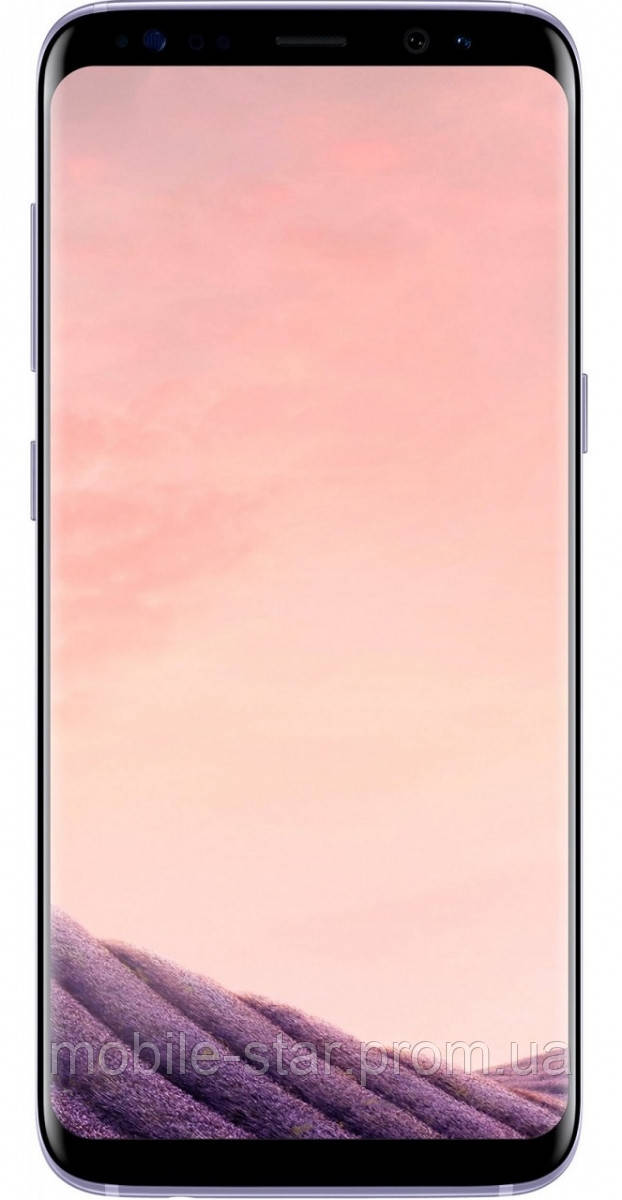 G950F Galaxy S8 Orchid Gray