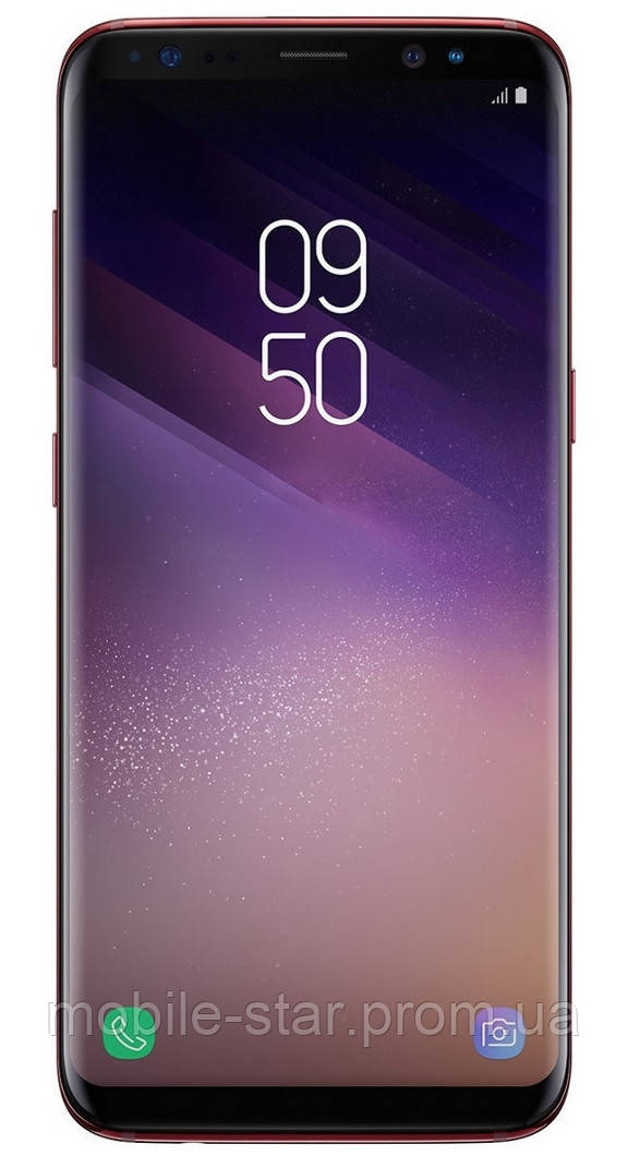 G950F S8 64Gb Duos Burgundy Red