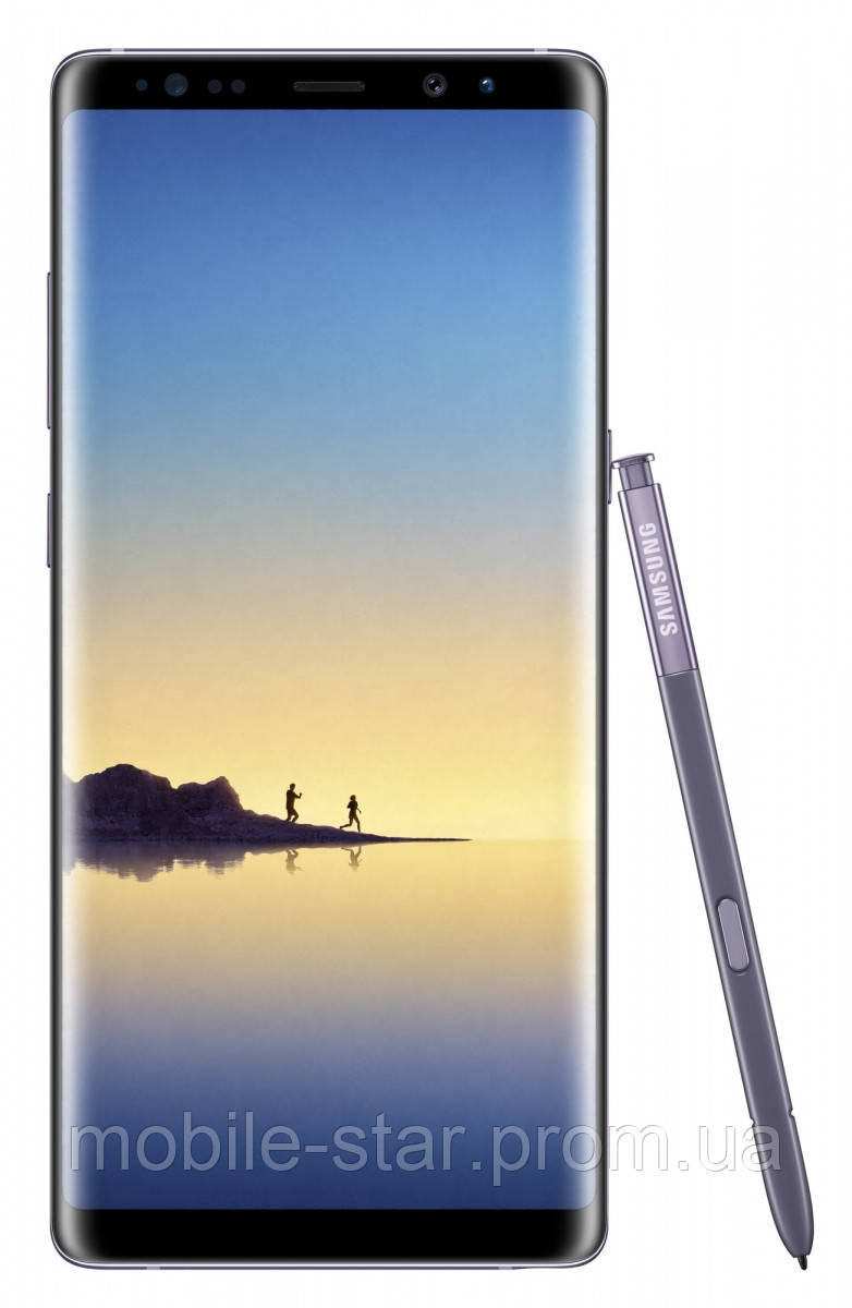 N950F Galaxy Note 8 Orchid Gray