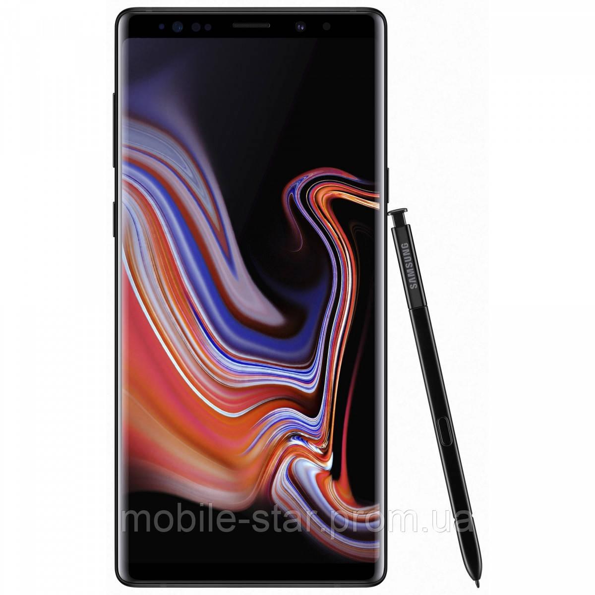 N960F Galaxy Note 9  (Black) DS 128GB