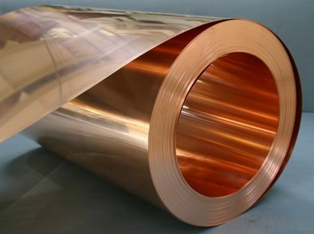 Кровельная медь (лента) KME Tecu, Медная поверхность Classic, толщина 0,6 мм