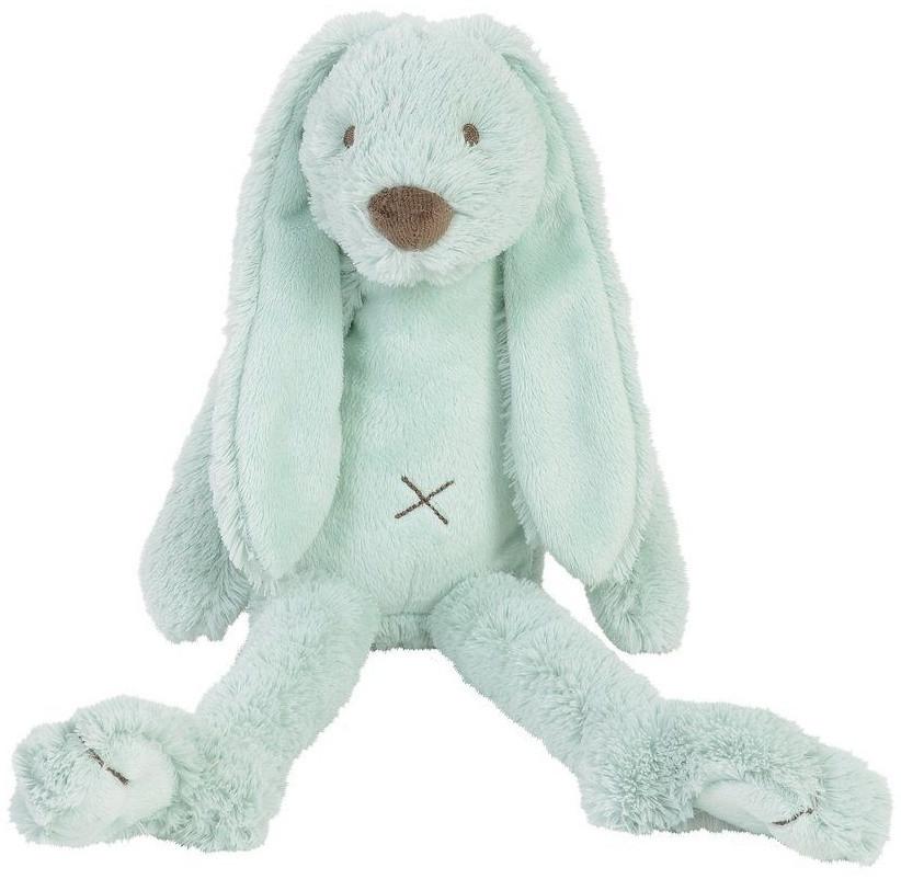 Happy Horse - мягкая игрушка Крольчонок Риччи - 58 см, цвет lagoon